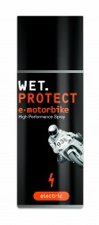 Wet Protect e-motorbike