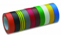 Isolatietape Universeel Set, 10-delig, 15mm x 10m