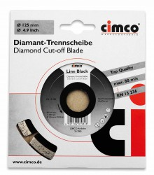 Diamantslijpschijven Line Black diameter 180